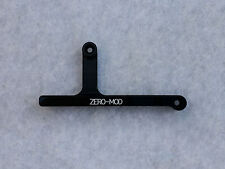 Zero Mod Thumb Rest / Tug Bar for Stingray Bass in Black- No Mods! No New Holes!