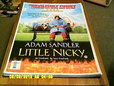 Little Nicky (Adam Sandler) A2+ Movie Poster