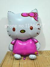 Giant XL Hello Kitty foil balloon airwalker supershape helium 116cm 46 inches