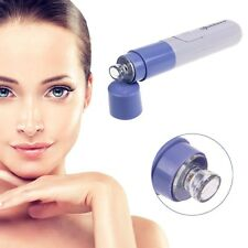 Portable Electronic Facial Pore Cleanser Cleaner Blackhead Zit Acne Remover