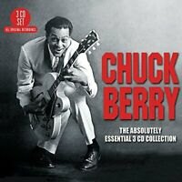 Chuck Berry - The Absolutely Essential 3CD Collection