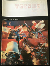 VERSUS N°3 (FR / 2002) Fanzine / France / Spécial films de Noël