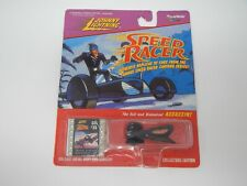Johnny Lightning Speed Racer The Assassin Cel #35