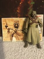"Kenner Star Wars Power of the Force POTF Action Figure 3.75"" Tusken Raider"