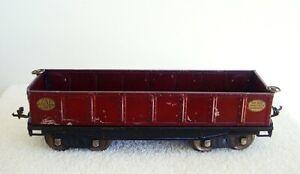 Vintage Lionel Pre-War Gondola Car Standard Gauge. No. 212