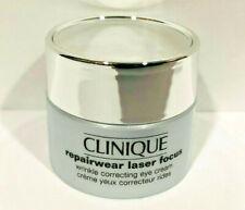 Clinique Repairwear Laser Focus Wrinkle Correcting Eye Cream .17oz./5mL