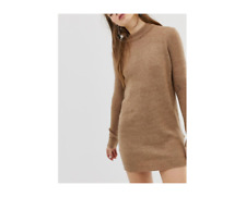 ASOS Pieces Jane wool blend sweater dress Size M NWT