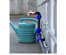 Verbindungsset für 3 IBC Wassertanks 25 mm-doppelter Auslass-TOP-QUALITÄT #2013S