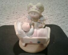 Vintage1984 Oaa Xavier Roberts Cabbage Patch Ceramic Figurine with gift