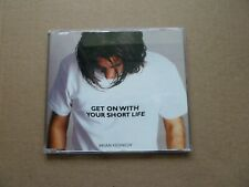 BRIAN KENNEDY - GET ON WITH YOUR SHORT LIFE - CD SINGLE
