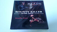 "BOUNTY KILLER FEAT MOBB DEEP ""DEADLY ZONE"" CD SINGLE 2 TRACKS BLADE"