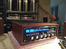 Marantz 2275 BlackFace Vintage Stereo Receiver Full Restoration And Recapped