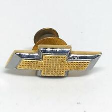 Vintage Chevrolet Logo Chevron Tie Tack Pin