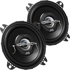 JVC CS-J 420 X - Car Fit 10cm Coax Lautsprecher Paar für Hyundai Sonata