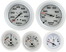 ARCTIC-2ND ENGINE GAUGE SET-IB Sierra 69724P
