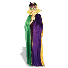 Mardi Gras Cape - Adult Costume Accessory