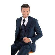 Hochzeitsanzug Herren Blau Gunstig Kaufen Ebay