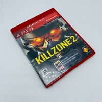 Killzone 2 (Sony PlayStation 3, 2009) Complete & Tested