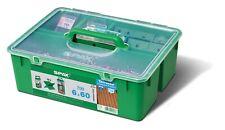 SPAX GREEN Box Terrasse 6x60, Profiset Terrassenschrauben für 20-23m²