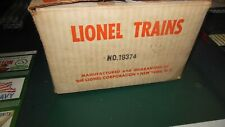 VINTAGE 1964 027 STEAM FREIGHT SET with BOX COMPLETE GIMBELS