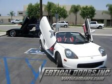 Toyota MR2 MRS 2000 - 2007 Vertical Doors Inc Lambo Door Kit 00-07 LSD