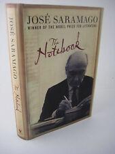 1st/1st Printing THE NOTEBOOK Jose Saramago NOBEL PRIZE Modern CLASSIC