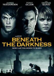 Beneath The Darkness DVD Dennis Quaid, Tony Oller, Aimee Teegarden REGION 4 AUST