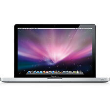 "Apple 15.4"" Macbook Pro Core 2 Duo P8700 2.53GHz 4GB 250GB Geforce 9400M Laptop"