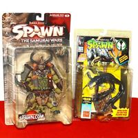 Spawn The Samurai Wars Dojo & Violator Action Figure McFarlane Toys NIB