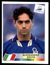 Panini France 98 (Italy) Alessandro Nesta No. 88