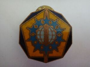 US ARMY Unit Crest ARMY RESERVE PERSONNEL CENTER Distinctive unit Insignia