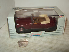 Universal Hobbies Legend Series 1941 Lincoln Continental Convertible 1:43 Scale