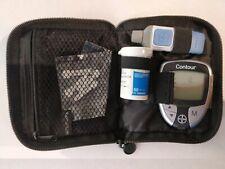 Bayer Contour Blood Glucose Meter Monitoring System *COMPLETE KIT*