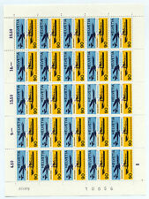 Switzerland 1976 International Telecommunications Union 90c unmounted mint sheet