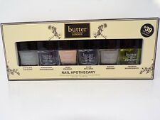 Butter London Nail Apothecary nourishing spa treatment set Lacquer 344