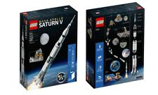 Lego Ideas NASA Apollo Saturn V (21309) Neu & OVP