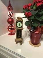 Haunted Mansion 13 Hour Grandfather Clock Disney Parks Glow in the Dark
