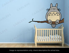 Ghibli Totoro - Tree Wall Art Applique Sticker