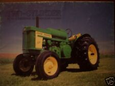 John Deere Model 720 Tractor - 1990 Two Cylinder magazine RARE