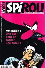 A14- Spirou N°3118 Les Petits Hommes