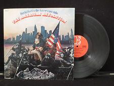David Peel & The Lower East Side - The American Revolution on Elektra EKS74069
