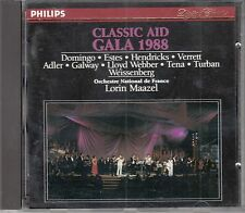 VA - Unesco Classical Gala 1988, CD
