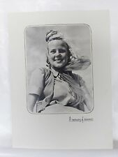 Boudoir Salon 1940s 50s  Decor Vintage print from photographers studio