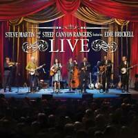 Steve Martin And The Steep Canyon Rangers Featuring Edie Brickell Li - VERY GOOD