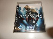 PLAYSTATION 3 ASSASSIN 'S CREED
