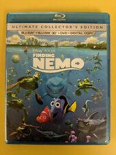 Finding Nemo (Blu-ray 2012, 5-Disc Set, Includes Digital Copy 3D) *No Dvd*