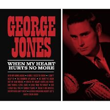 George Jones - When My Heart Hurts No More (Audio CD - Apr 29, 2016)  NEW!