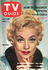 1959 TV Guide March 21 - Ann Sothern; Three Stooges; Lisa Lu; Western towns