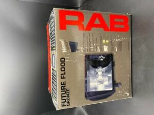 RAB Lighting Future Flood Bronze FF35 35 Watt HPS W/ Lamp