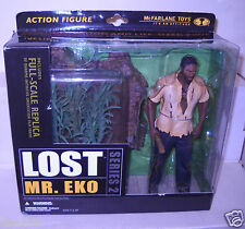 #5270 NRFB McFarlane Toys ABC LOST TV Series - Mr Ecko Figure Series 2